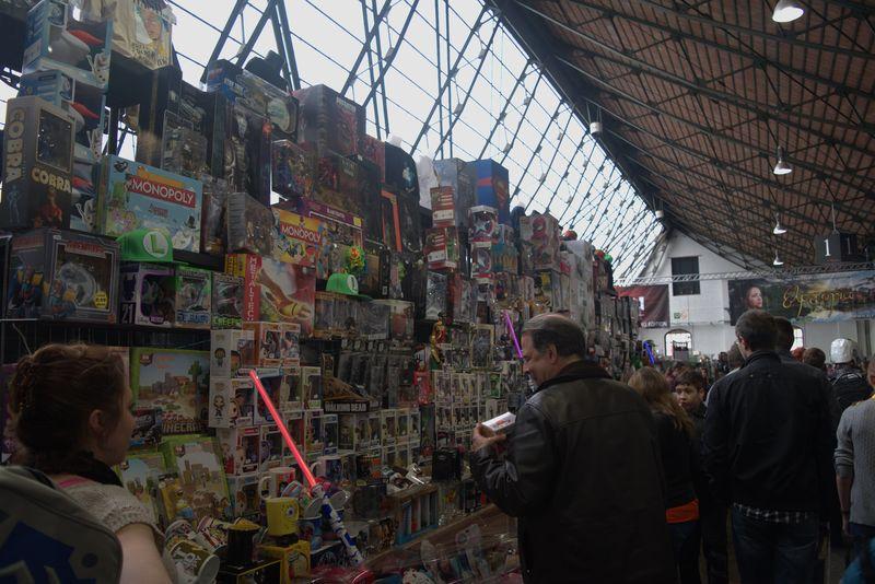 Comic Con Bruxelles 2016 - 19 & 20 Mars Dsc_0635