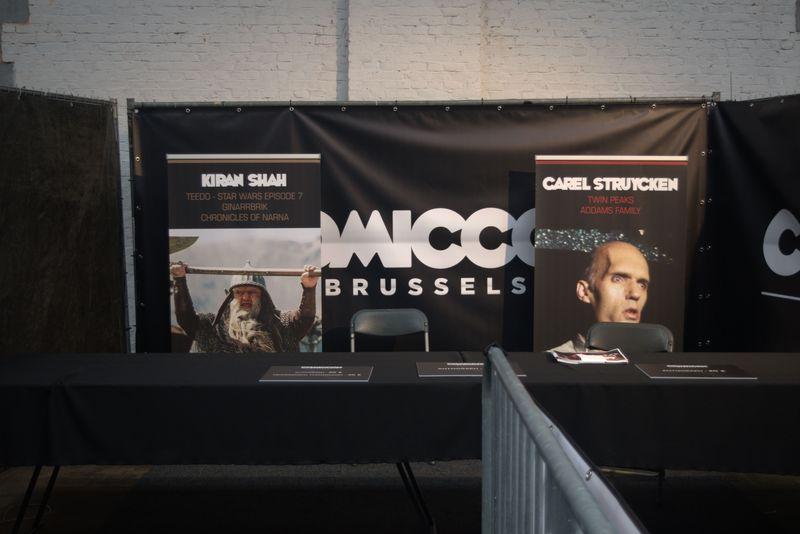 Comic Con Bruxelles 2016 - 19 & 20 Mars Dsc_0715