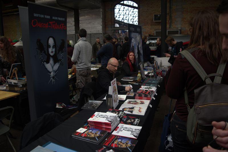 Comic Con Bruxelles 2016 - 19 & 20 Mars Dsc_0717