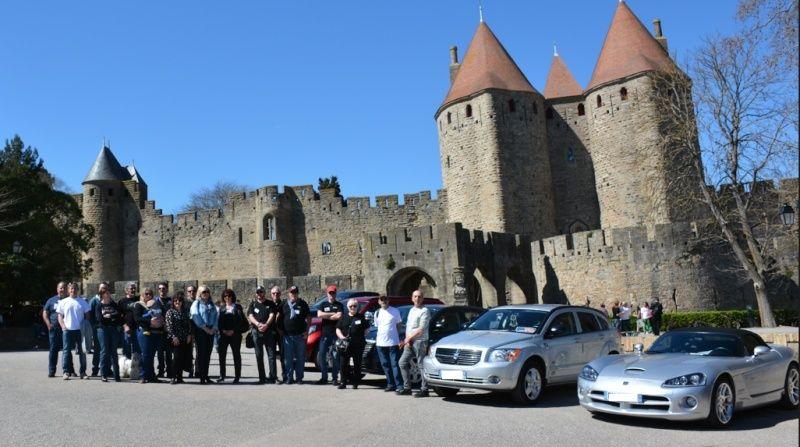 Retour RASSO PAQUES à Carcassonne Captur13