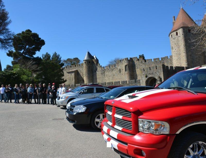 Retour RASSO PAQUES à Carcassonne Captur14