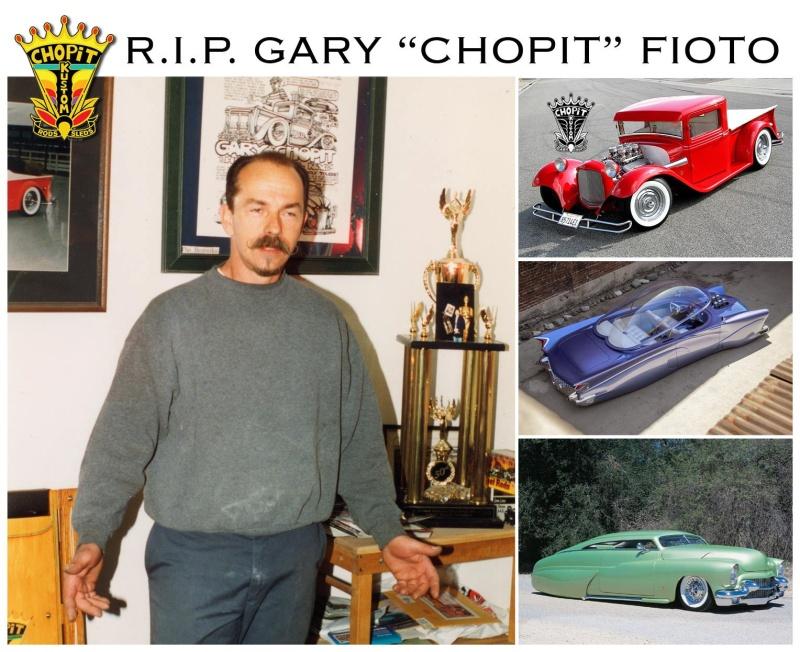 """R.I.P """" CHOPIT"""" 13305211"""
