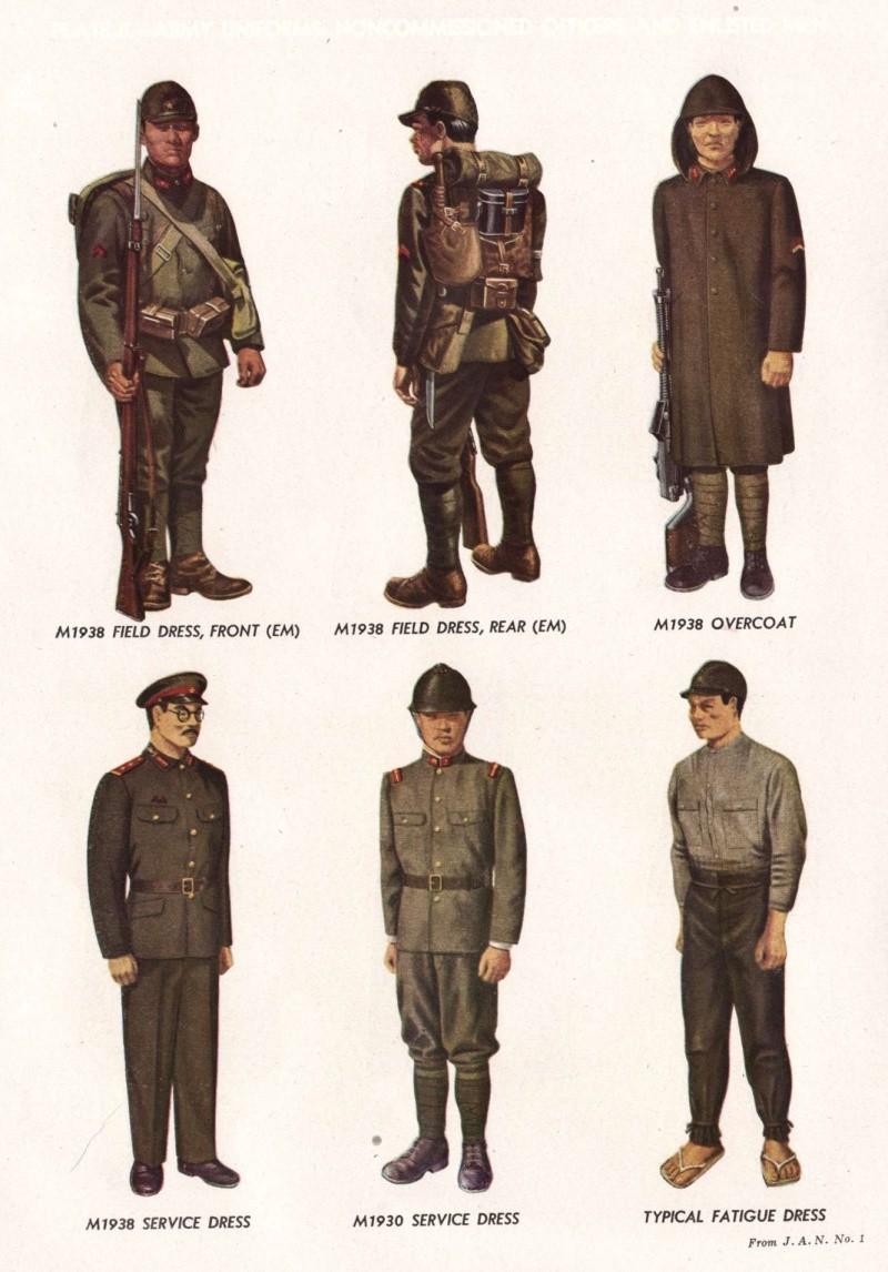 Capote Japonaise 1939 Hb-11-10