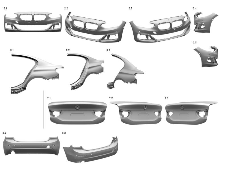 2016 - [BMW] Série 1 Sedan [F52] - Page 6 S310