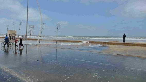 El Jadida : l'océan déchaîné Dsc_9912
