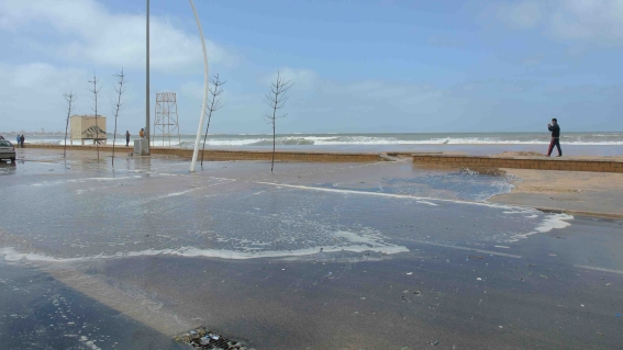 El Jadida : l'océan déchaîné Dsc_9913