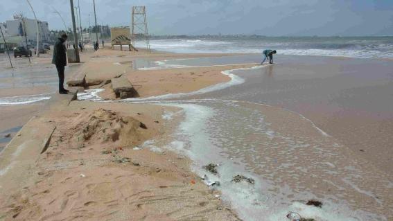 El Jadida : l'océan déchaîné Dsc_9915
