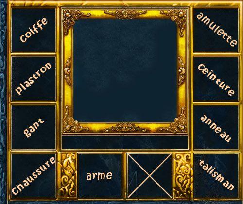 2. Ville et paramètres du jeu Profil10