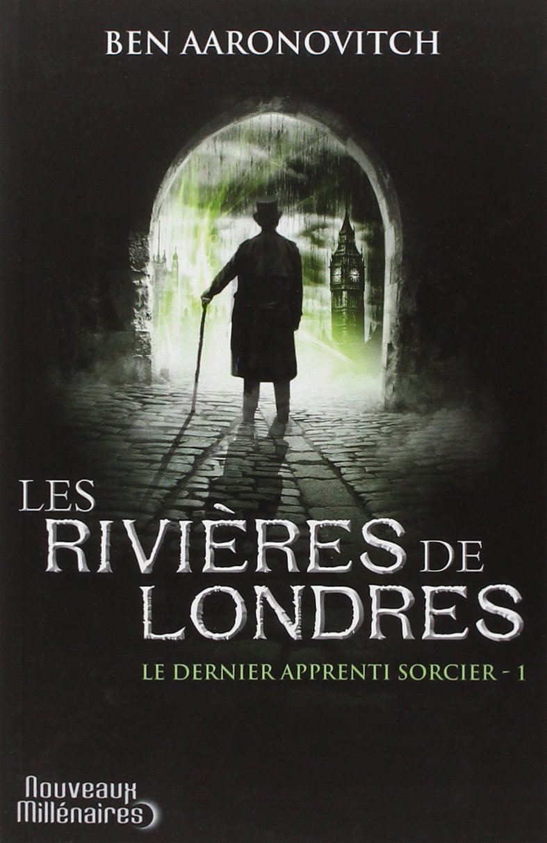Les rivières de Londres roman d'enquêtes fantastiques 713q0t11