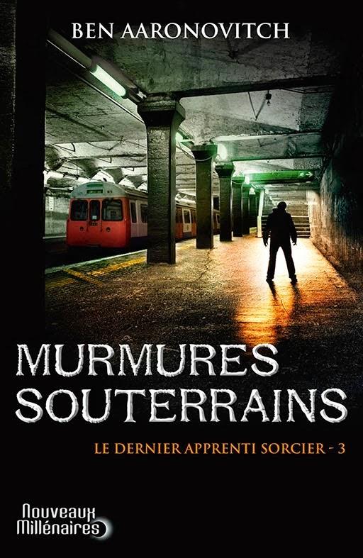 Les rivières de Londres roman d'enquêtes fantastiques Murmur12