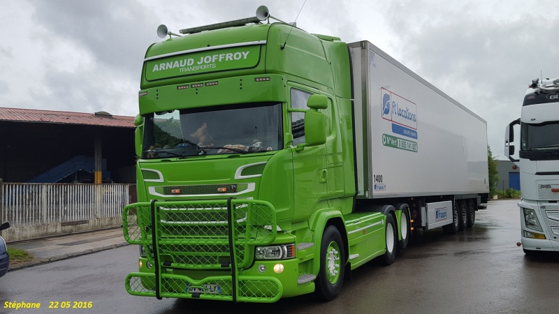 Arnaud Joffroy Transports (Craponne) (69) Smart226