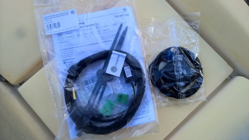 [VENDU] RNS 315 Bluetooth + kit micro + antenne Wp_20113