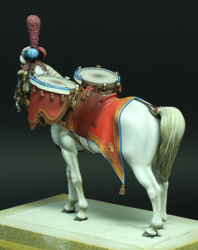Timbalier des grenadiers à cheval de la Garde Impériale - Page 4 Image28