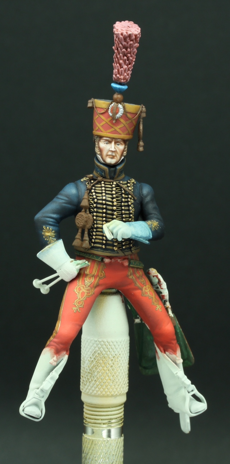 Timbalier des grenadiers à cheval de la Garde Impériale - Page 4 Image30