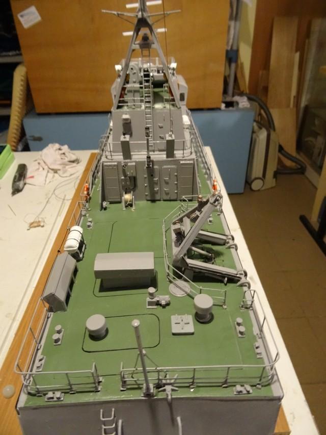 HMCC Patrouilleur Sentinel Cutter  AU 1/40ème de chez Model Slipway  - Page 3 Sentin25