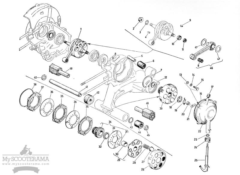 Fiche: Démontage GTR 125_Reprise totale restauration - Page 3 Vilebr10