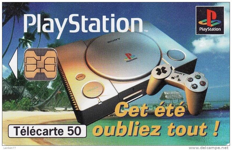 [Collection] Telecarte - les Télécartes jeu vidéo et autres 178_0010