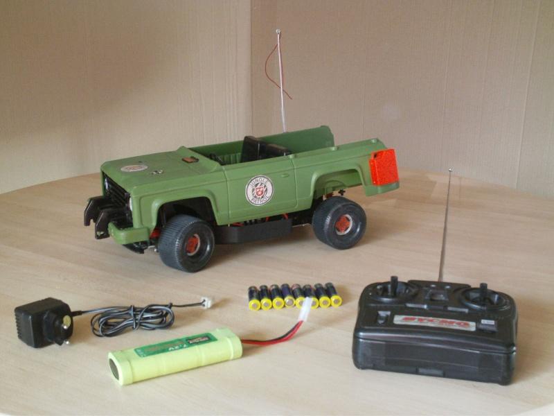 Safari Jeep...radiocomandata _57_310