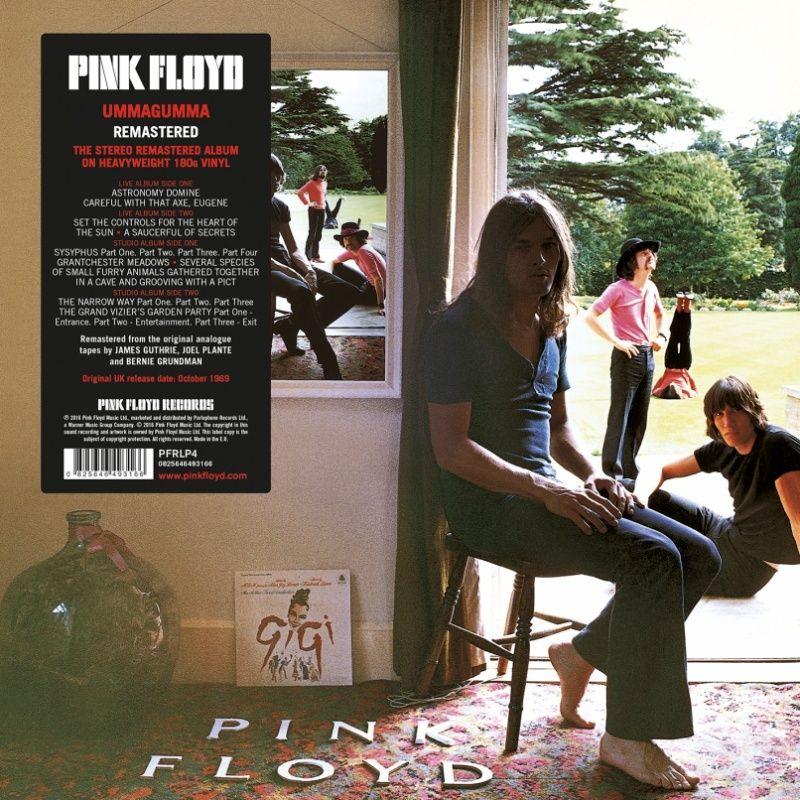 Pink Floyd va rééditer tous ses albums en vinyle! Sans-t10