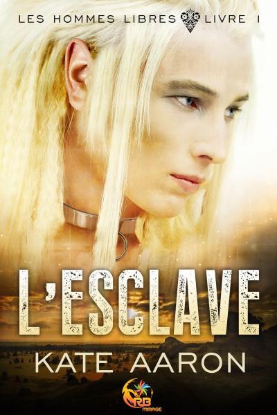 Les hommes libres - Tome 1 : L'esclave de Kate Aaron 13319710