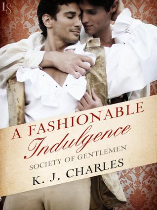 Le cercle des gentlemen - Tome 1 : Un plaisir à la mode de  K.J. Charles 23834711