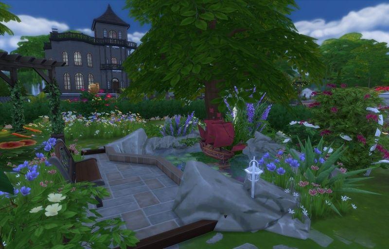 [Clos] Le Jardin des Reines 17-05-10