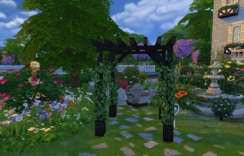 [Clos] Le Jardin des Reines 17-05-11