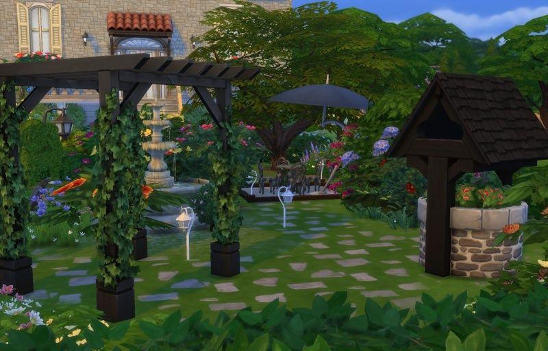 [Clos] Le Jardin des Reines 17-05-12