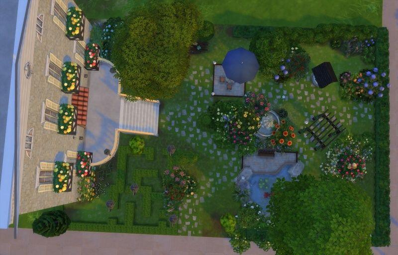 [Clos] Le Jardin des Reines 17-05-13