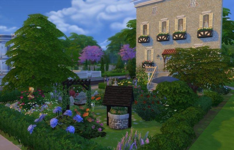 [Clos] Le Jardin des Reines 17-05-14