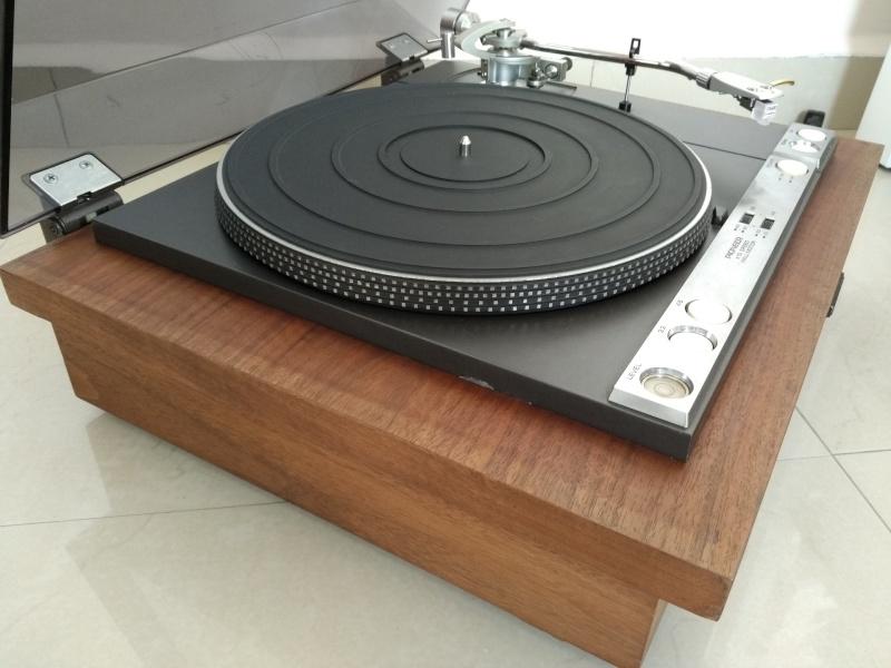 Vintage Pioneer PL-61 Studio Belt Drive TurnTable ( Used) Img_2030