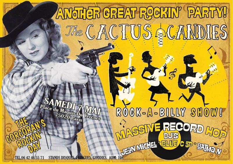 The Cactus Candies Pearl572