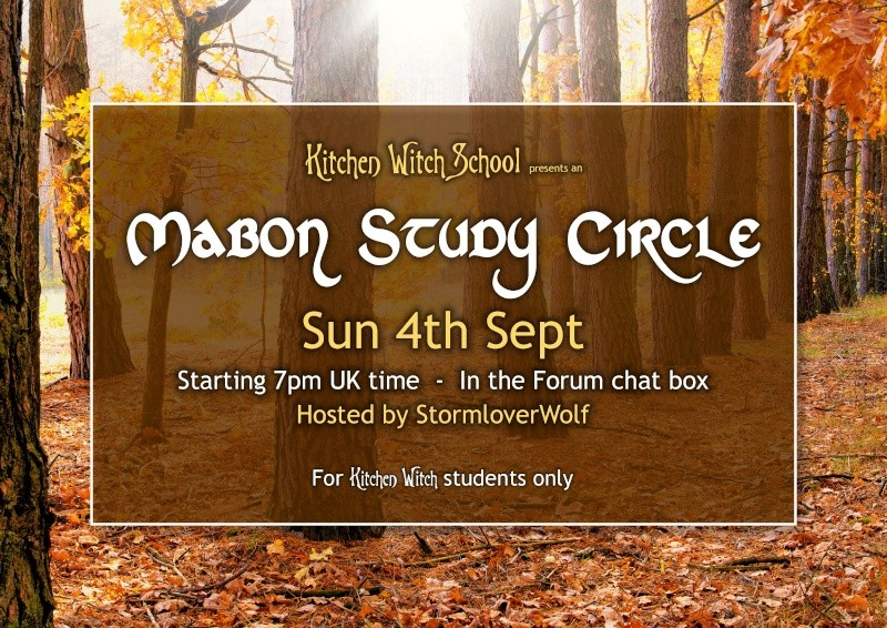 Mabon study circle - Sun 4th September Mabon_14