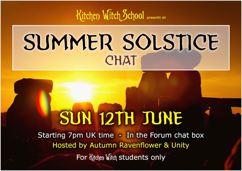 Summer Solstice chat Summer10