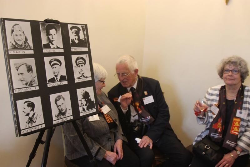 Voyage Russie 2016 de la délégation du Mémorial accompagnée des familles des vétérans 13116211