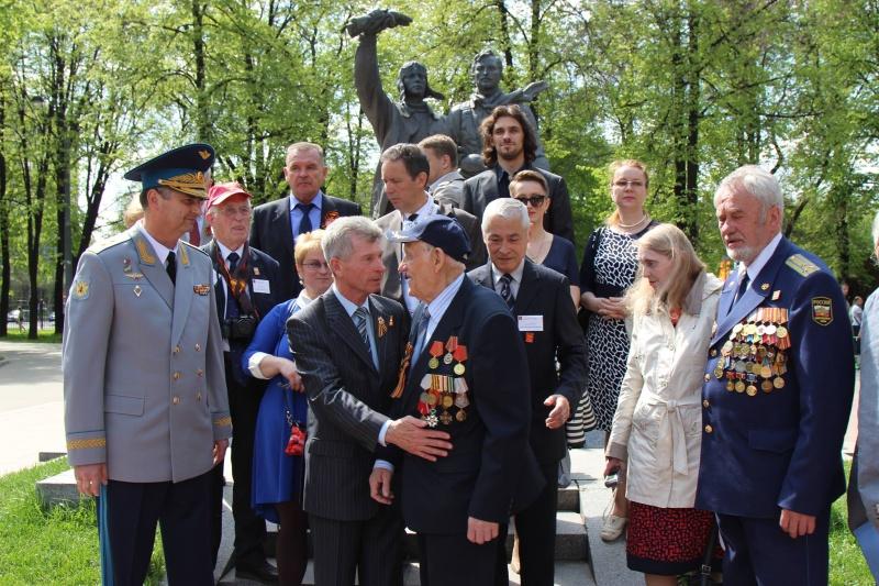 Voyage Russie 2016 de la délégation du Mémorial accompagnée des familles des vétérans 13116410