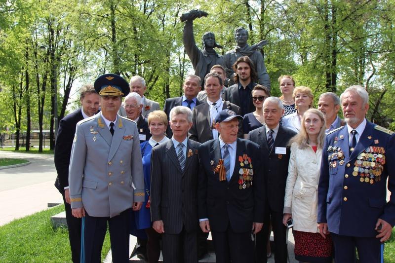 Voyage Russie 2016 de la délégation du Mémorial accompagnée des familles des vétérans 13116413