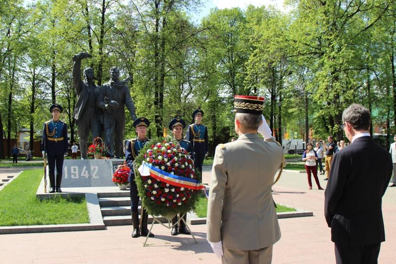 Voyage Russie 2016 de la délégation du Mémorial accompagnée des familles des vétérans 13173510