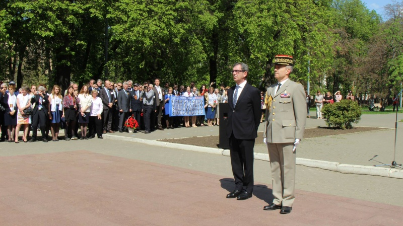 Voyage Russie 2016 de la délégation du Mémorial accompagnée des familles des vétérans 13173512