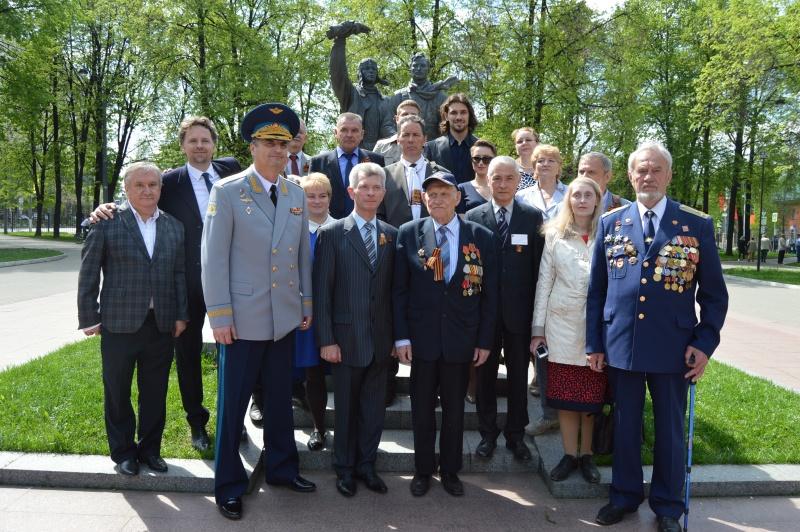Voyage Russie 2016 de la délégation du Mémorial accompagnée des familles des vétérans Dsc_0111