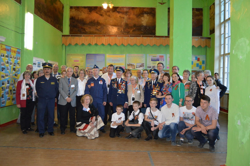 Voyage Russie 2016 de la délégation du Mémorial accompagnée des familles des vétérans Dsc_0512