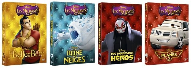 [Rééditions DVD] La Collection des Méchants Disney - Page 6 Les_my10