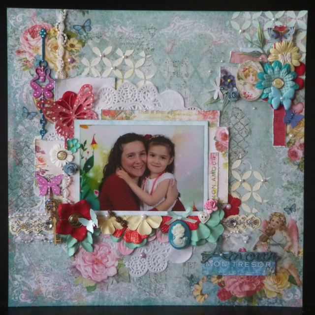 **Scrapbooking Day** - Page 2 Corine10