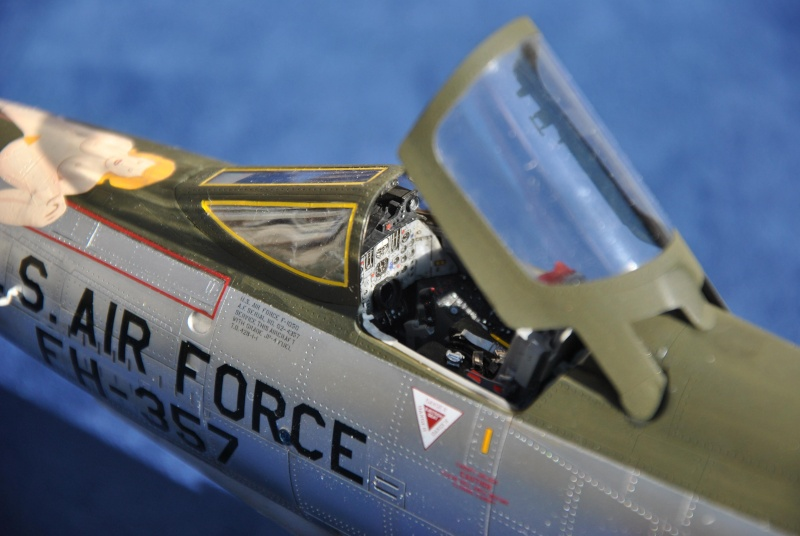 F-105D Thunderchief Trompette 1/32 Dsc_1846