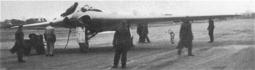 Horten HO 2-29, l'aile volante indétectable Horten10