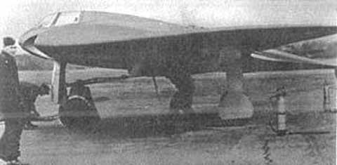 Horten HO 2-29, l'aile volante indétectable Horten11