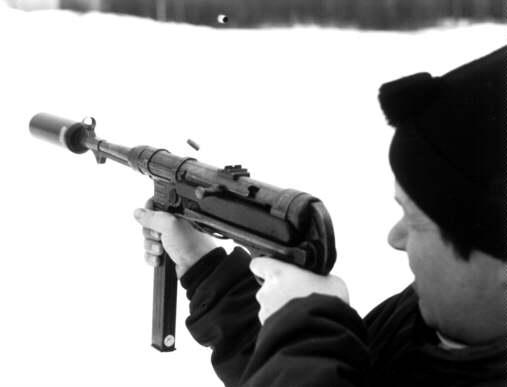 Machinen Pistole 40 Mp4010