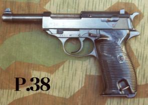 Le Walter P 38 P38-110