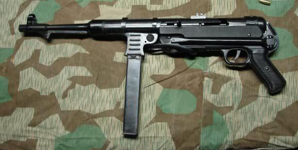 Machinen Pistole 40 Ssr-mp10
