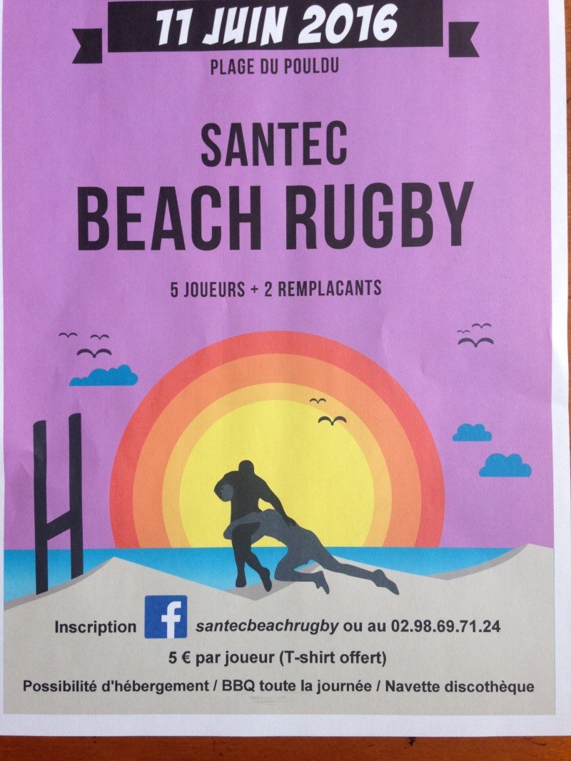 BEACH RUGBY SANTEC Image13